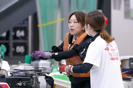 01/13-01/18蒲郡ヴィーナスシリーズ第19戦出場 松本晶恵選手!