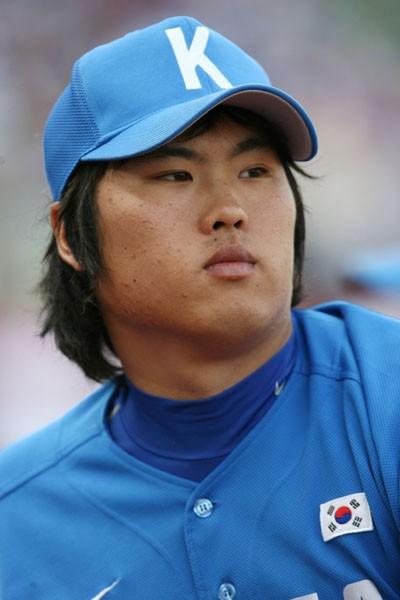 国際試合での経験も豊富な柳賢振は韓国投手陣の柱となる