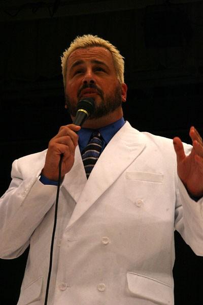 ZERO1で大活躍したコリノが感動の引退セレモニー