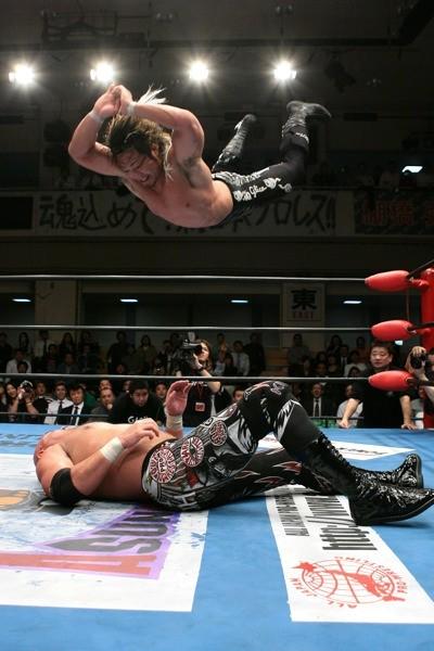 両者は4月7日の全日本プロレス「チャンピオン・カーニバル」で対戦し、ドローに終わった