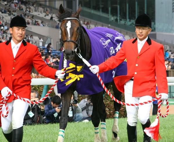 次走は安田記念、再び牡馬撃破で連覇を狙う