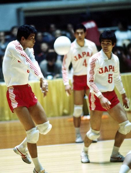 全日本男子の黄金期を支えた一人である森田淳悟。ブロックをかわす技術である「一人時間差」の生みの親でもある