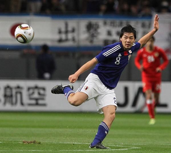 代表での地位を確立できていない中、松井は最終テストに臨み、好パフォーマンスを披露した