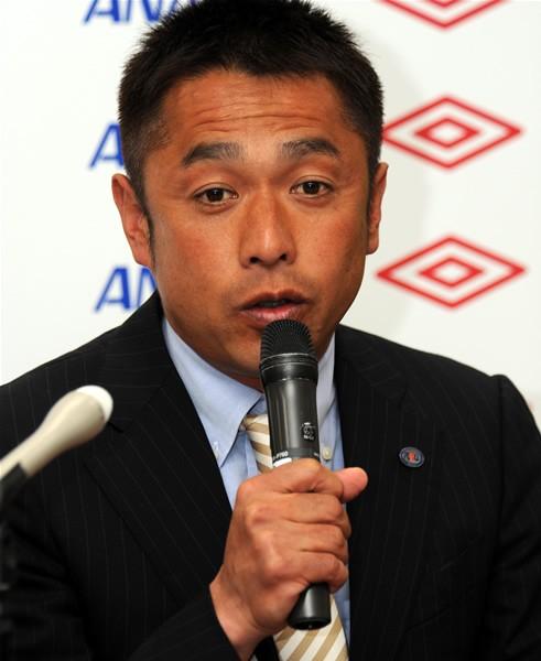 流通経済大学FCの柴田監督は「フェアプレー賞3年連続受賞を」とコメント