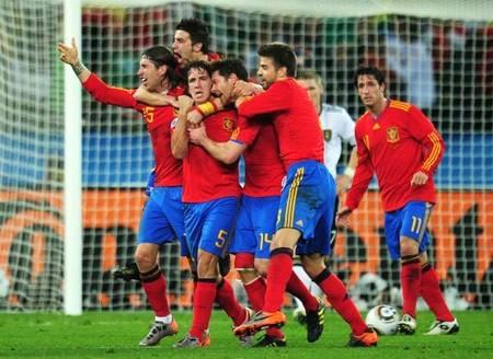 現在のスペインはバルセロナの鏡のようなチームだ