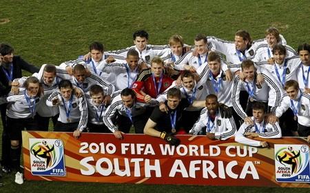 ドイツは2大会連続の3位。若いチームは今大会、「新しいドイツ」を強く印象付けた
