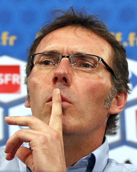 フランスのブラン新監督は、果たしてチームを立て直せるか