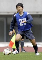 広山は海外に新天地を求め、米国独立リーグで現役を続ける(写真は日本でのトライアウト参加時のもの)