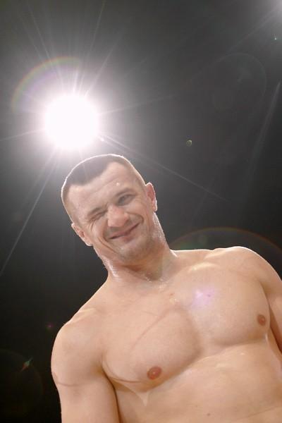 UFC137直前、ミルコ・クロコップが全てを語る