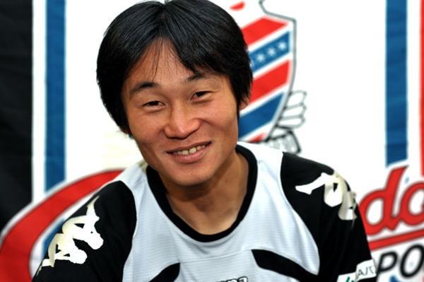 2年前、UAEで開催されたクラブW杯に出場した唯一の日本人、岡山が当時の思い出を語ってくれた