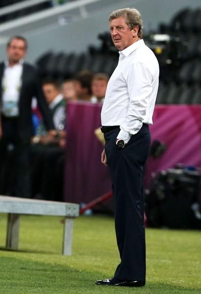 イングランドをグループリーグ通過に導いたホジソン監督。危機に瀕したチームを上昇気流に乗せる手腕で右に出る者はいない
