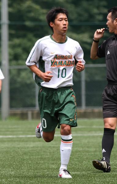 兄・椎名伸志は選手権で準優勝だった。弟の政志はその成績を越えることはできるのか
