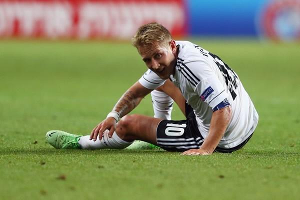 フル代表から唯一U-21ユーロに出場したホルトビーだったが、結果は予選敗退に終わった。