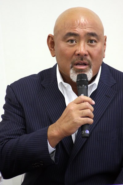 武藤が目指すのは「選手の主義主張がぶつかり合うリング」