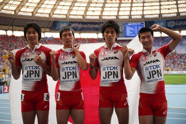 エース山縣が不在の中、6位入賞を果たした日本リレーチーム。高野氏や朝原氏らは今回の結果をどう評価するのか?