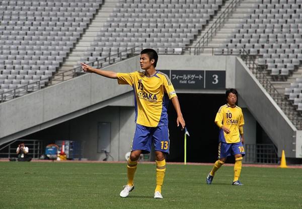 現状の日本サッカーに足りないポジションといわれるCBだが、庄司(写真)など大柄な選手の活躍が目立った