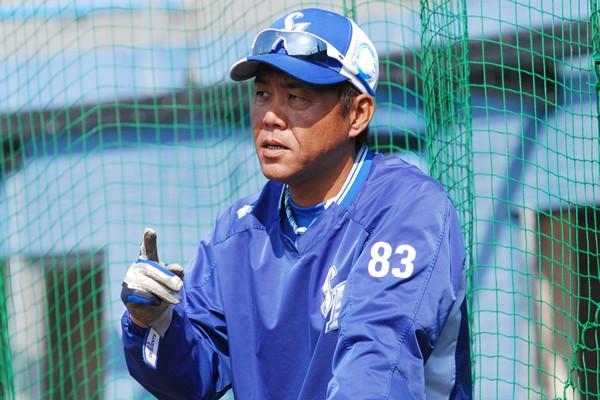 韓国サムスンのバッテリーコーチ・芹澤は中日、楽天にも在籍し、銀次らを指導した
