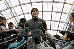 巨人キャンプに臨時コーチとして参加した松井秀喜氏。「松井×巨人」の融合について、橋本清氏がリポートする