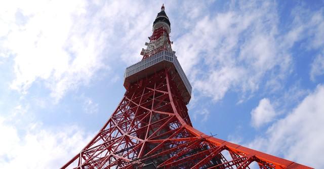 東京タワーを階段で昇ろう!