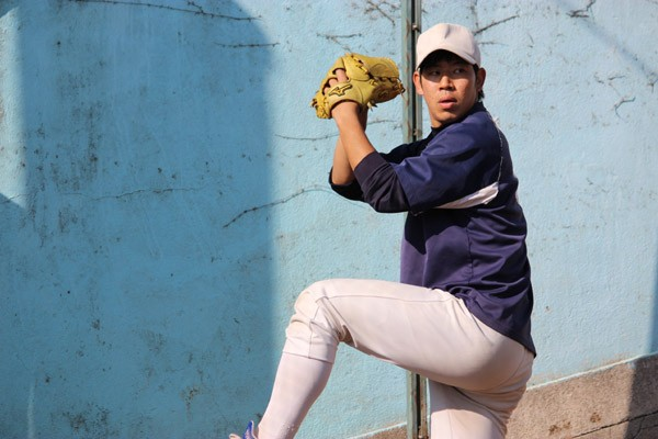 東京大学を卒業しながら、野球の夢を諦めず、独立リーグ信濃グランセローズに入団した井坂