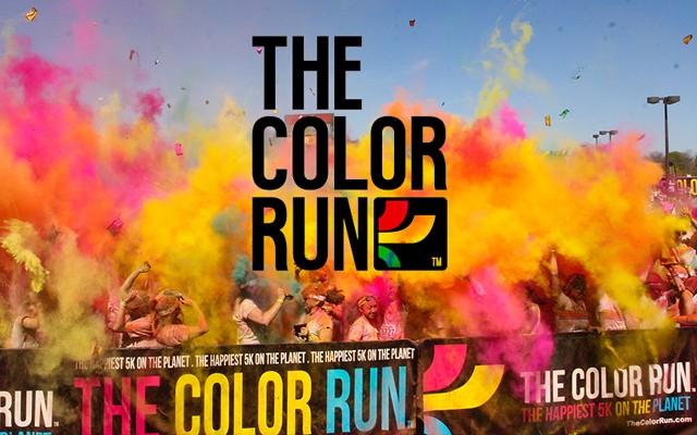 地球上でもっともハッピーなランニングイベント「The Color Run™」!