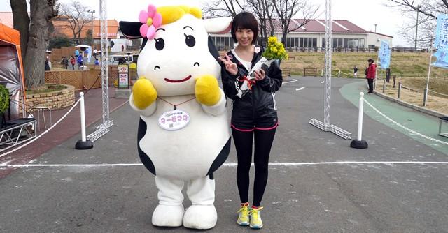 4月のグアム・インターナショナル・マラソンを目指して特訓中です!
