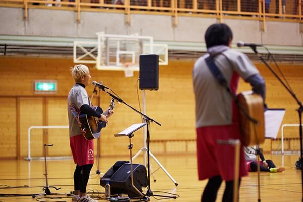 ウカスカジーによるスペシャルライブも行われたこのイベント、今年は武道館でも開催予定だ