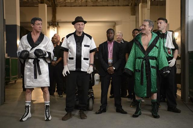 新作『リベンジ・マッチ』はスタローン(左)とロバート・デ・ニーロ(右)、名優同士の奇跡の対決が実現