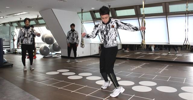 「ティップ.クロス TOKYO」最大の特徴となるのがファンクショナルトレーニング