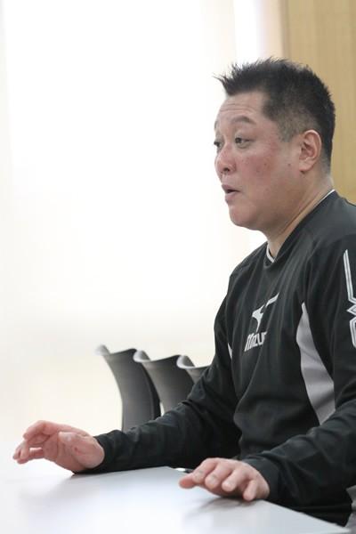 眞鍋監督が膨大なデータの活用法と選手への伝え方について語った