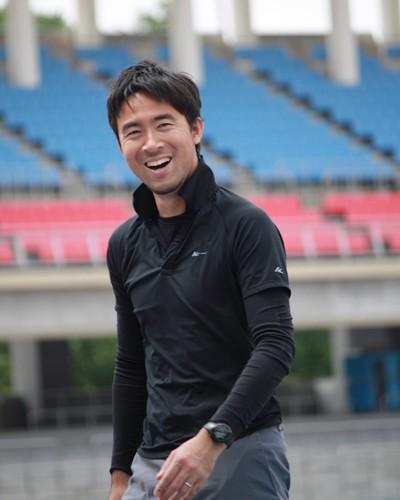 特別なことをしているわけではなく「普段使っていない筋肉を使わせているだけです」と新田コーチ