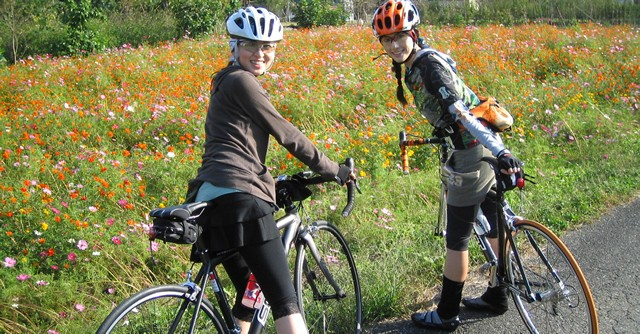 「自転車美女」になろう!入門編 ドロンジョーヌが教えます