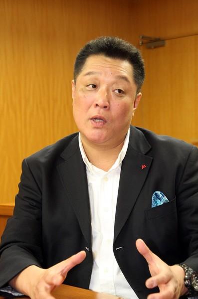 目標達成への手間は惜しまないと語る眞鍋監督