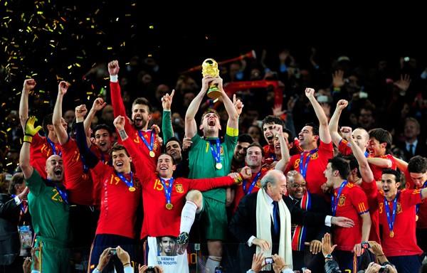 スペイン代表の優勝で幕を閉じた南アフリカ大会から4年、世界の潮流を振り返る