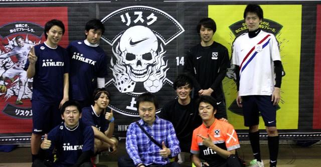 20代のメンバーをそろえた松本さんのチーム