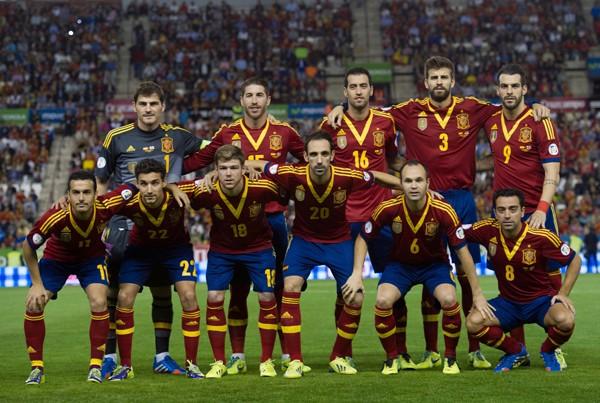 """スペイン代表のパスワークは、まさにバルセロナをほうふつとさせる""""ティキタカ""""。本大会での課題は得点力不足か"""