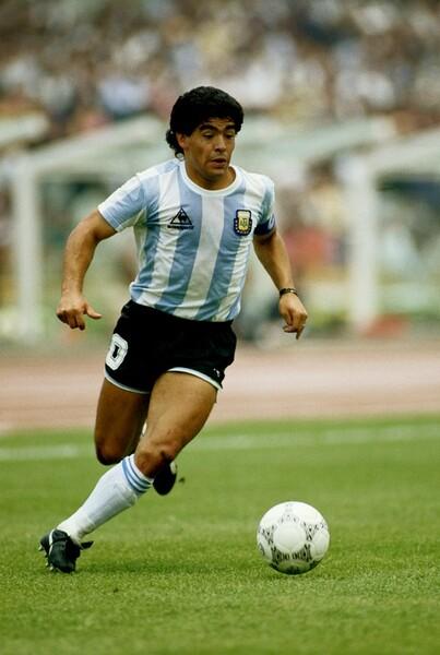 86年のW杯を制したアルゼンチンは、まさに「マラドーナのためのチーム」を作り上げた
