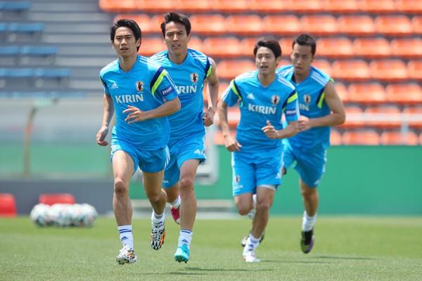 本大会に向けた立ち上げは、ハードなトレーニングで体をいじめ抜いた選手たち。この成果は、猛暑のブラジルできっと現れるはずだ