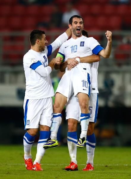 W杯開幕目前、23人のメンバーや親善試合からギリシャ代表の最終形をチェックしたい