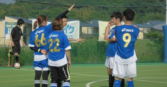 「ガチ禁」の最大の目的はプレーを楽しむこと。実力に関係なく、初心者でも気軽に参加できる