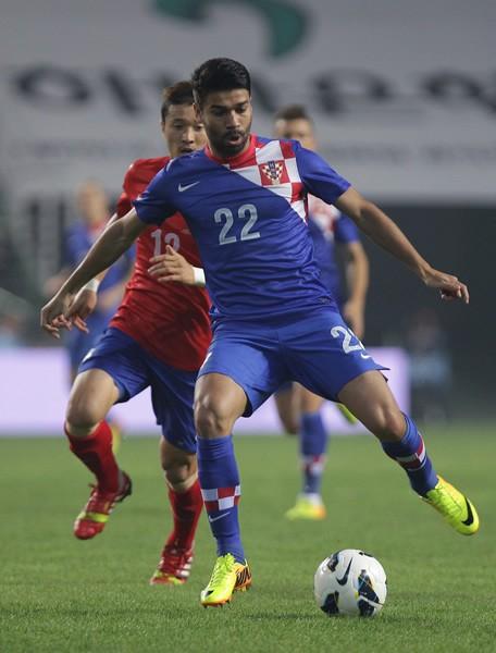 クロアチアは開幕戦でブラジルと対戦。エドゥアルドは祖国で開催されるW杯で、祖国の代表チームと対峙することになる