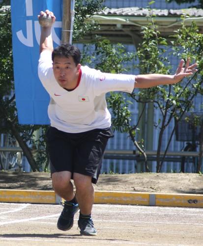 日本のスポールブール競技の第一人者・豊田想さん