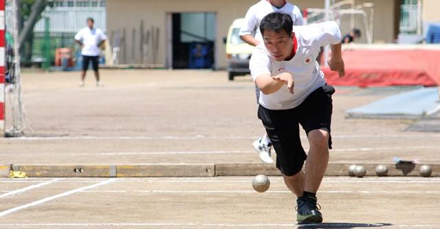 人類最古の球技、日本代表を募集 世界のおもしろスポーツW杯(2)