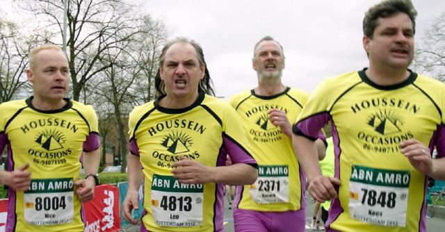 オランダからマラソン映画の秀作が上陸 臨場感抜群の『人生はマラソンだ!』