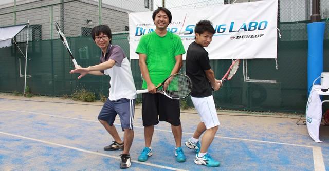 「知り合いにも勧めたいです」「また来たいと思います」。充実の笑顔で振り返った(左から)一木さん、富松さん、乾さん