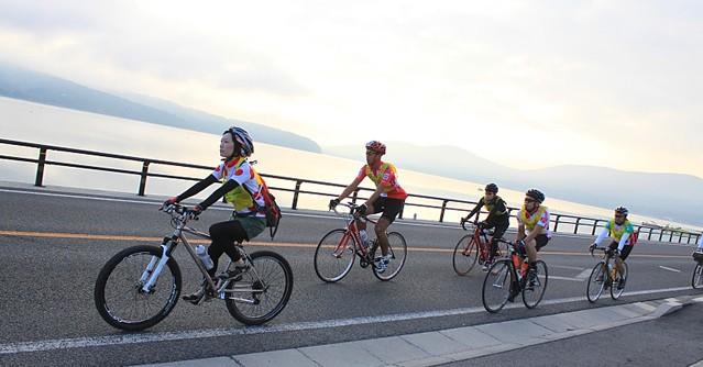 自転車で富士山をぐるっと一周! 9月に世界遺産サイクリング