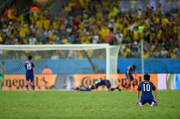 ブラジルW杯グループ最下位と不本意な結果に終わった日本。現地で取材する各国メディアの声を真摯に受け止め、この先の結果にどう生かすかが重要だ
