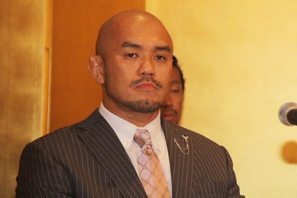 全日本社長として、「二大メジャーの位置を取り戻す」と力強い決意を口にした秋山