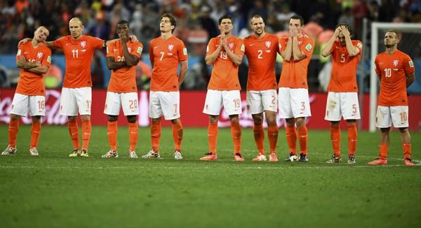 PK戦の末惜しくもアルゼンチンに敗れ、決勝進出を逃したオランダだが、国内ではチームを讃える報道がされている