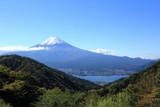 写真を撮りたくなる富士山の絶景スポット 山梨県編